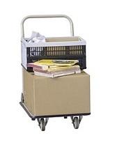 Opcja: wózek na ścinki do FA 500.3