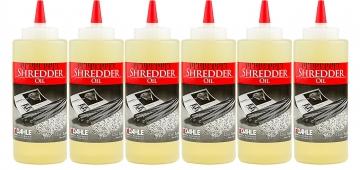 Olej do konserwacji noży tnących niszczarek Dahle 250 ml.
