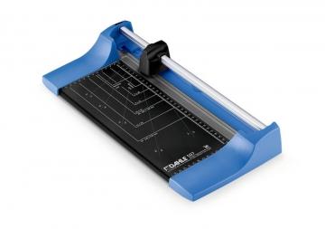 Trymer Dahle 507 ColorID błękitny- A4, 8 kartek, dł. cięcia 320mm