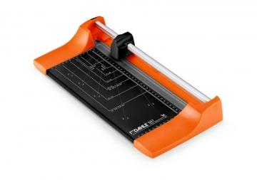 Trymer Dahle 507 ColorID pomarańczowy- A4, 8 kartek, dł. cięcia 320mm