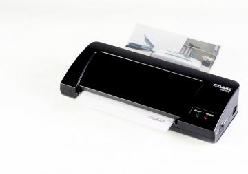 Laminator DAHLE 70104- A4, 2 rolkowy, kolor czarny