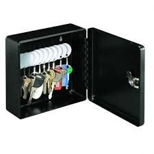Kasetka na pieniądze i klucze - poj. 10 kluczy KDS1