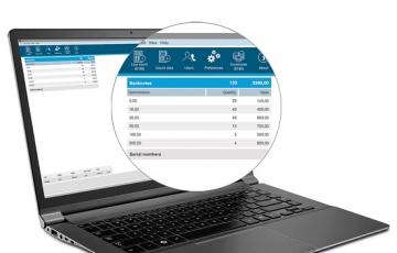 Safescan oprogramowanie do liczenia pieniędzy MCS