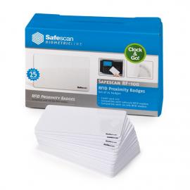 Safescan RF-100 karty RFID 25 sztuk