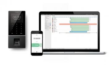 TimeMoto Oprogramowanie Cloud wersja Plus (25 użytkowników / licencja na 1 rok)