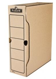 Pudełka na akta 80 mm- 10 szt.